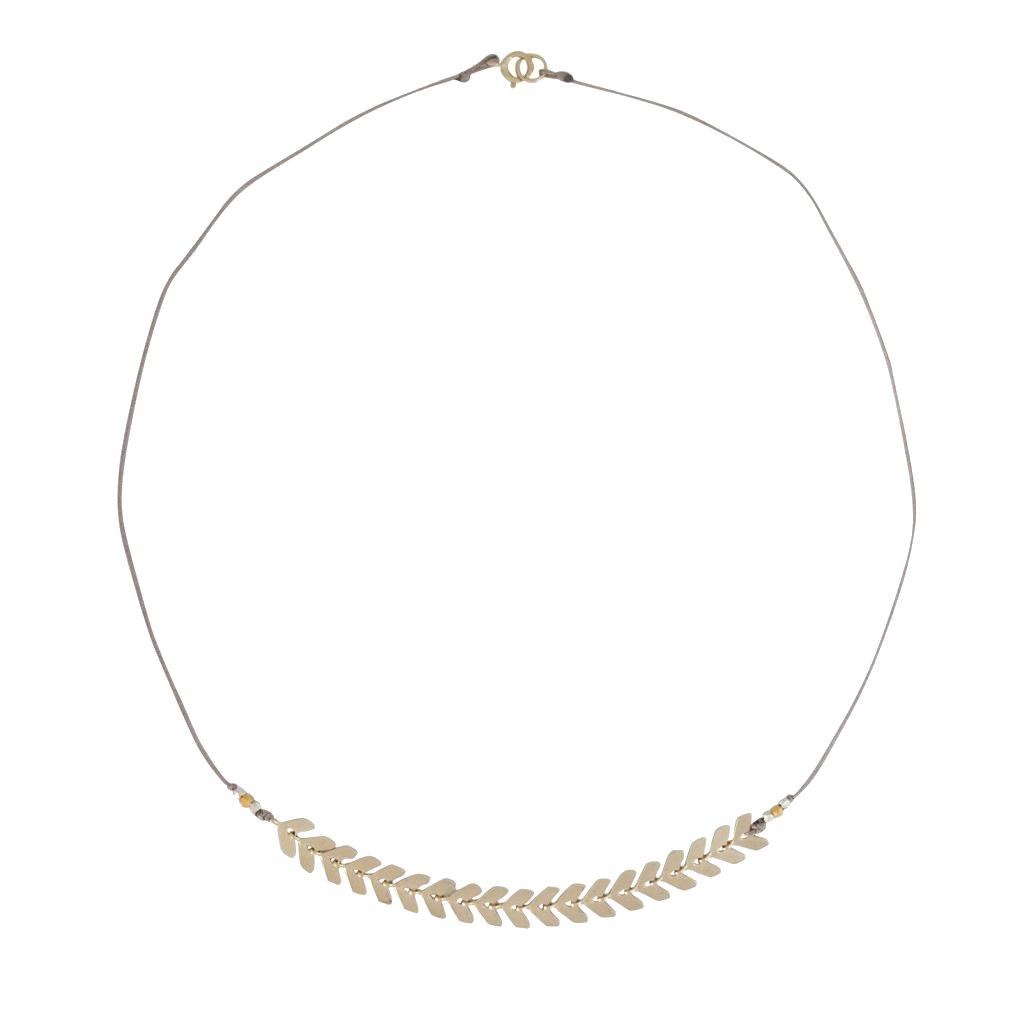 Bronwen Cascade Necklace