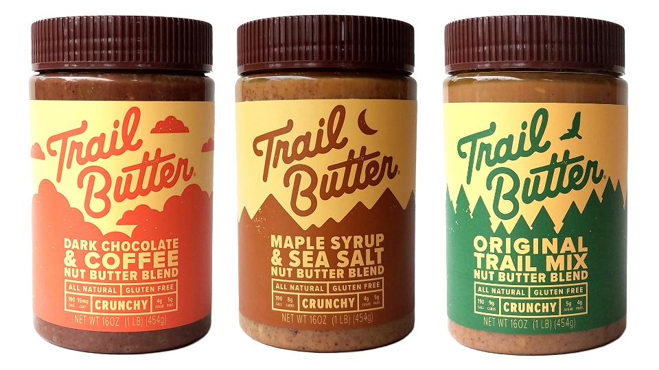 Trail Butter 16 oz Jars